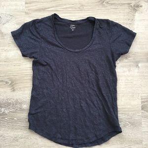 J crew tee shirt